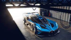 0 to 62 mph (100 km/h) takes a. New Bugatti Bolide Revealed Track Only Hypercar With 311 Mph Top Speed