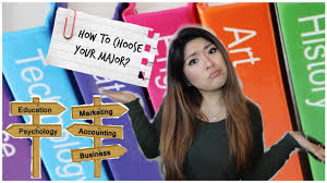 how to choose your major in college admitopia