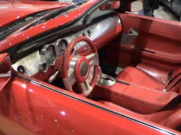 File:2005 Ford Mustang convertible concept (interior).jpg ...