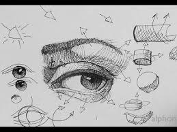 jacqueline lenhart a great breakdown of how to draw the eye i watched this a few days ago pen ink drawing tutorials how to draw a realistic eye