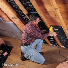 insulate your finished attic properly