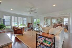 sherwin williams dovetail 4 tags cottage great room with pottery barn chenille jute rug natural ceiling fan