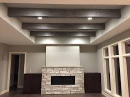 Basement Ceiling Finishes