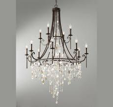 feiss cascade 12 light multi tier chandelier in ceiling lights chandeliers indoor