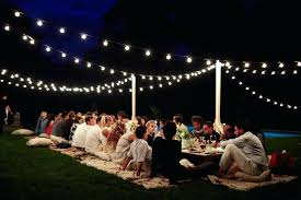 party lighting ideas. Backyard Party Lighting Ideas Outdoor Summer Nights Timeline Black Light For Music .