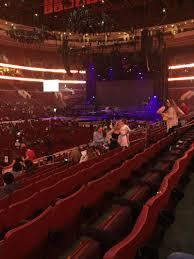 Wells Fargo Center Section 111 Row 13 Seat 5 Ariana