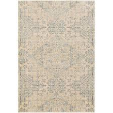 surya serene beige 2 ft x 3 ft indoor area rug