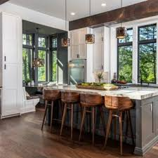 Rustic kitchens designs Blue Large Rustic Eatin Kitchen Designs Inspiration For Large Rustic Lshaped Houzz 75 Most Popular Rustic Kitchen Design Ideas For 2019 Stylish