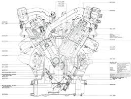 Wiring diagram symbols automotive engine piston six pack motor regular vs hemi drawing