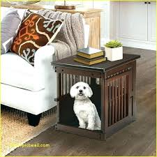 furniture style dog crates. Furniture Style Dog Crate End Table Extra Large Elegant Crates .