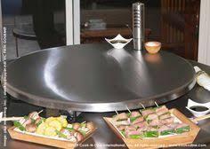 CDS Portable teppanyaki flat top grill model PU-27, size 27-1/