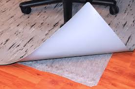 the heated chair mat system works under rolling office chairs or in workstations to provide safe warm radiant heat on hard or carpeted floors