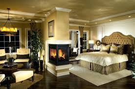 modern master bedroom with fireplace. Gas Fireplace For Bedroom View In Gallery Napoleon Modern Master With