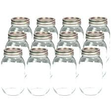 Mason jar dimensions Height Ball Chrismillingtoninfo Ball Wide Mouth Half Gallon Oz Glass Mason Jars With Lids And Bands