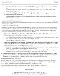 operation executive resume format marketing operations resume operation executive resume format