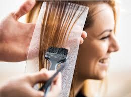 Защита волос перед окрашиванием
