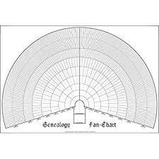 About Genealogy Pedigree Chart Masthof Ten Generation Ancestry Pedigree Fan Chart Blank Family History Genealogy Ancestor Form