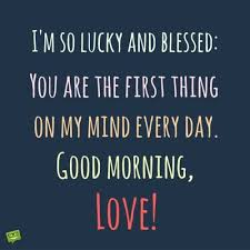 Good Morning Mi Amor Quotes