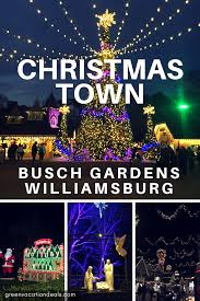 are you considering attending busch gardens williamsburg s holiday event town this year if so then take a look at this which will give