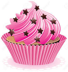 cupcakes with sprinkles clipart.  Clipart Inside Cupcakes With Sprinkles Clipart E