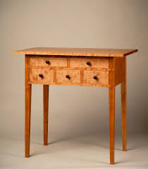 what is shaker style furniture. Custom Made Shaker 5 Drawer Hall Table What Is Style Furniture A