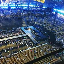 td garden seating map concert seat view for garden section row beautiful