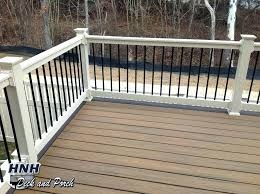 deck railing kits aluminum deck railing company aluminum deck railing kits glass deck railing kits canada deck railing
