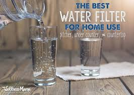best water filter home use