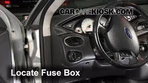 interior fuse box location 2000 2004 ford focus 2003 ford focus interior fuse box location 2000 2004 ford focus 2003 ford focus svt 2 0l 4 cyl 5 door