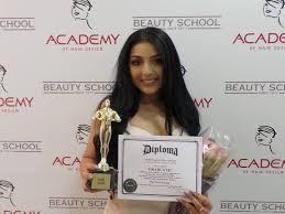 Hair School Of Design Academy Of Hair Design Congratulates Natalya Nail