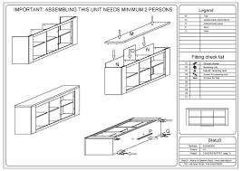 modern dining room furniture buffet. Assembling Instruction For Elegance Buffet Page 2 Modern Dining Room Furniture