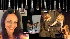 spotlight youth theatre hair and makeup work with angel demichael