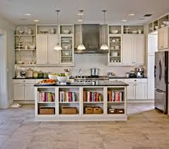 Open Kitchen Island Designs Furniture Inspiring White Kitchen Island Design With Simple Square