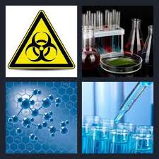 4 pics 1 word chemical