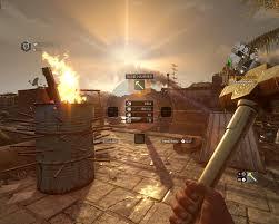 Dying Light God Hammer Gold Tier Weapons Dying Light Wiki Fandom