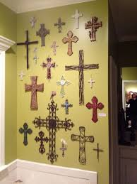 i want to start a cross wall maybe one at home and one at the