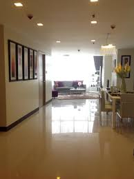 Lovely 3 Bedroom Condo FOR RENT At ONE CENTRAL MAKATI W/ Maids Quarter