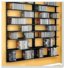 wall shelf mount mounted storage shelves corner dvd diy