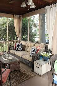 screened in porch outdoor rooms