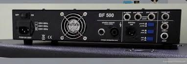 bass amplifier head 500w 1