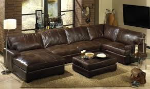 small sectional sofa with chaise lounge new living room distressed brown leather sectional with letter u shaped