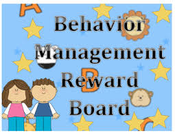 My Reward Board Behavior Management Reward Board