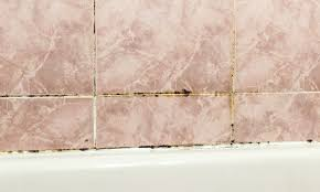 how to safely remove bathroom mold