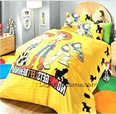 toy story bed set buzz toddler