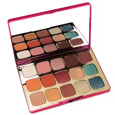 Tarte Amazonian Clay Color Chart 15 Pan Amazonian Clay Eyeshadow Palette Unleashed