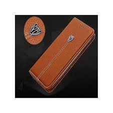 iphone 7 leather flip wallet case noble series