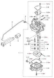 oem tohatsu outboards 4 stroke 8hp 9 8hp carburetor repair kit for 3v1871220m nissan tohatsu marine carburetor repair kit