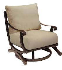 swivel and rocking chairs. Rialto Swivel Rocking Chair With Cushion And Chairs