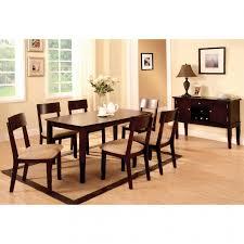 Dark Wood Dining Table - Dark wood dining room tables