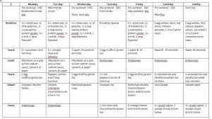 diet spreadsheet meal plan spreadsheet geocvc co